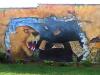 Former Student Mural Artwork